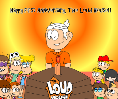 A Loud Anniversary by Toad900