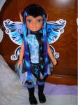 Fairy of the Water Nancy Doll by Munequillas