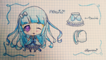 [AB added!!] [Auction/CLOSED] Altaria Themed Adopt by chiiponpon