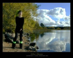 Silent Autumn by lostgirl