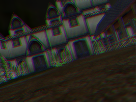 MMD : Haunted house by brenokisch