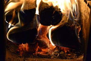 Fire, unlimited stock photo 4 by MariaLoikkii