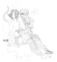 Be My Valentine? - L4D by TechnoRaverCall