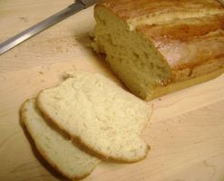 Fast Rise White Bread by Genflag