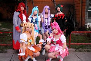 Heartcatch Precure Cosplay on Heartcatch Precure 2 Years Ago In Cosplay 27 Comments More Like This