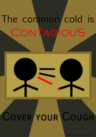 Cover your Cough by Furgelnod