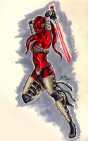 Darth Talon by LadyBlue-Art