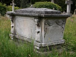 Southampton Old Cemetery 7 by OghamMoon