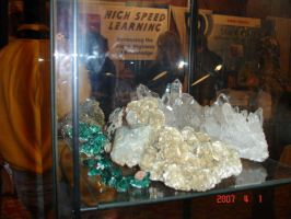 Crystals from Olgas booth by MarinaMoon