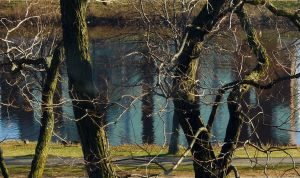 Oh, river II by iram