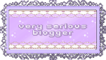 Serious blogger by SunflowerInTheRain
