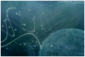 Underwater Planets by luosxterces