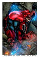 Atrocitus Red Lanterns Pg 06 by Ta2dsoul