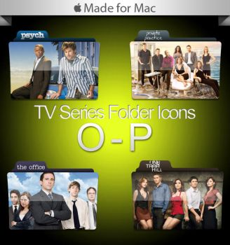 -Mac- TV Series Folders O-P by paulodelvalle