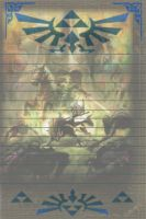 Twilight Princess Stationery by Nintendraw