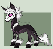 Spooky Themed Stallion Auction 2 GONE by Kasara-Designs