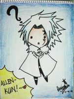 Allen-kun by Lavi--Walker1078