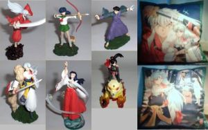 My InuYasha Stuff by usagisailormoon20