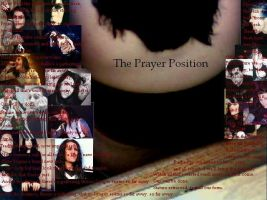 prayer position by XRXX