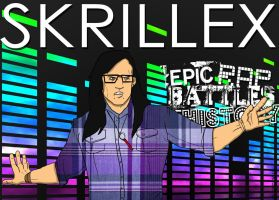 Epic Rap Battles of History Skrillex (variant) by Twinsvega