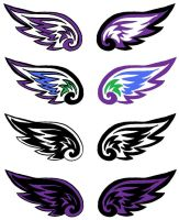 Wing Tattoo 4 Colored by ZIM402