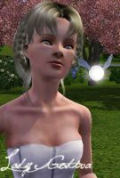 Lady Godiva by TheSims3Pets