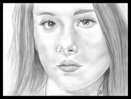 Jewel Staite by JLafleurArt