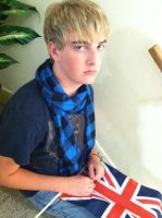 England- Hetalia Cosplay 4 by FootFlavoredPotatoes