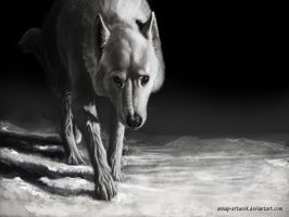 Ghost by AnnaP-Artwork