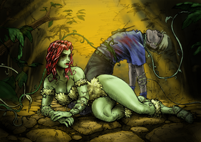 Poison Ivy by Rayluaza