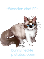 Roleplay with me in windclan chat!! by Agavny