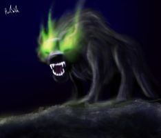Black Shuck by RoCueto