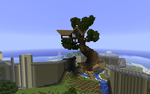 My tree house wip by natekillswithskillz