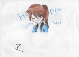 Happy Birthday Denika! by Topaz98