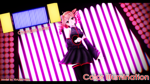 Color Illumination .-+Stage DL+-. by FB-C