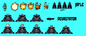 My Doom 64 Weapons by thebestmlTBM