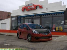 Honda fit by jeandesigner