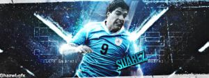 Suarez by Ghazwi-Mohamed