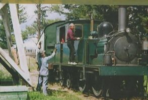 Fort Steele 0-4-4T by Atticus-W