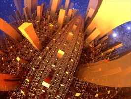 Megalopolis by psion005