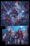 From Top Cow's comic book: epoch by pant