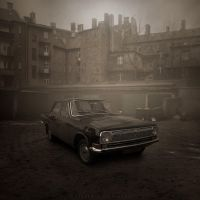 Black Volga by Alshain4