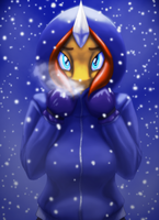 I hate the Cold... by Toughset
