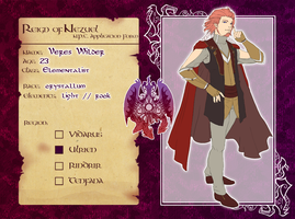RoN - Veres Wilder by Kei-Renzo
