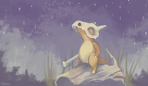 150+ project: cubone by edface