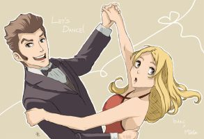 Let's Dance by NicoleCover