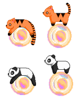 Animal Sprites by FrostedMayhem