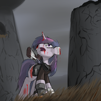 In Ruins by InkyBeaker