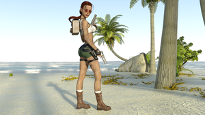 Classic Raider 31 by tombraider4ever