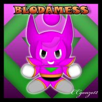 Bday pic: Blodamess Chao by CCgonzo12